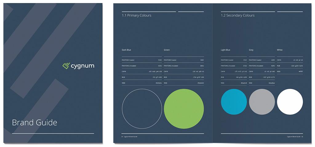Cygnum Brand Guide