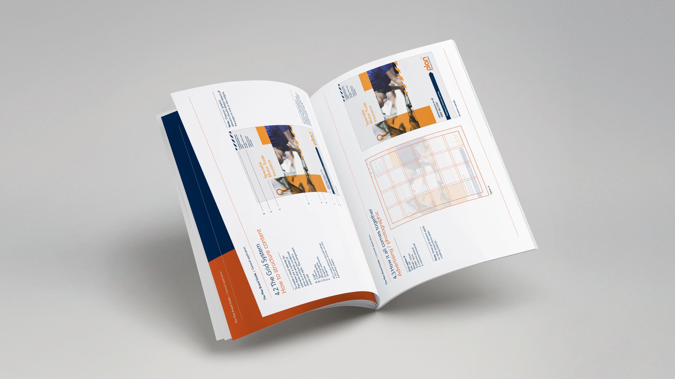 Plan Insurance rebrand by VGROUP