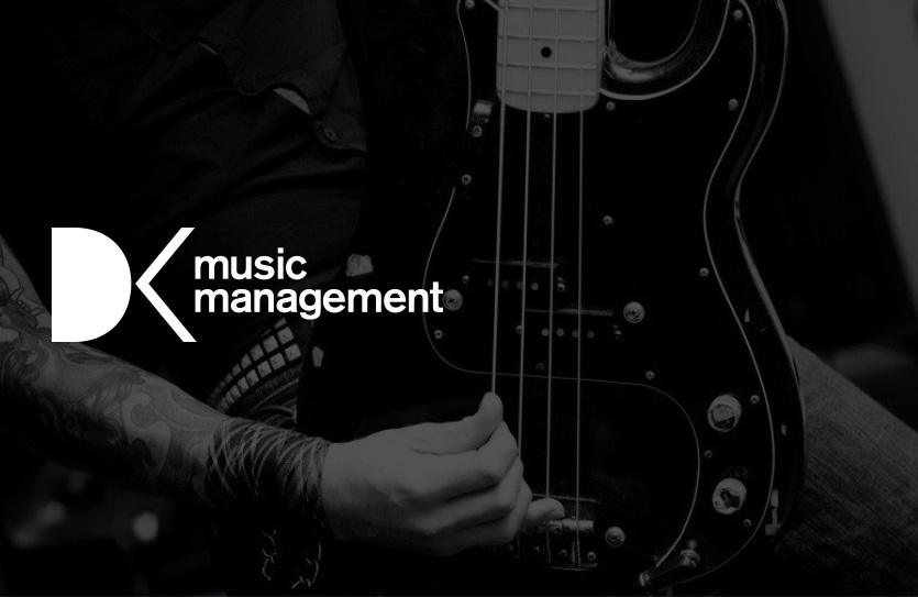 DK Management rebrand by VGROUP