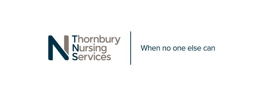 Thornbury Nursing Services and Scottish Nursing Guild rebrand by VGROUP