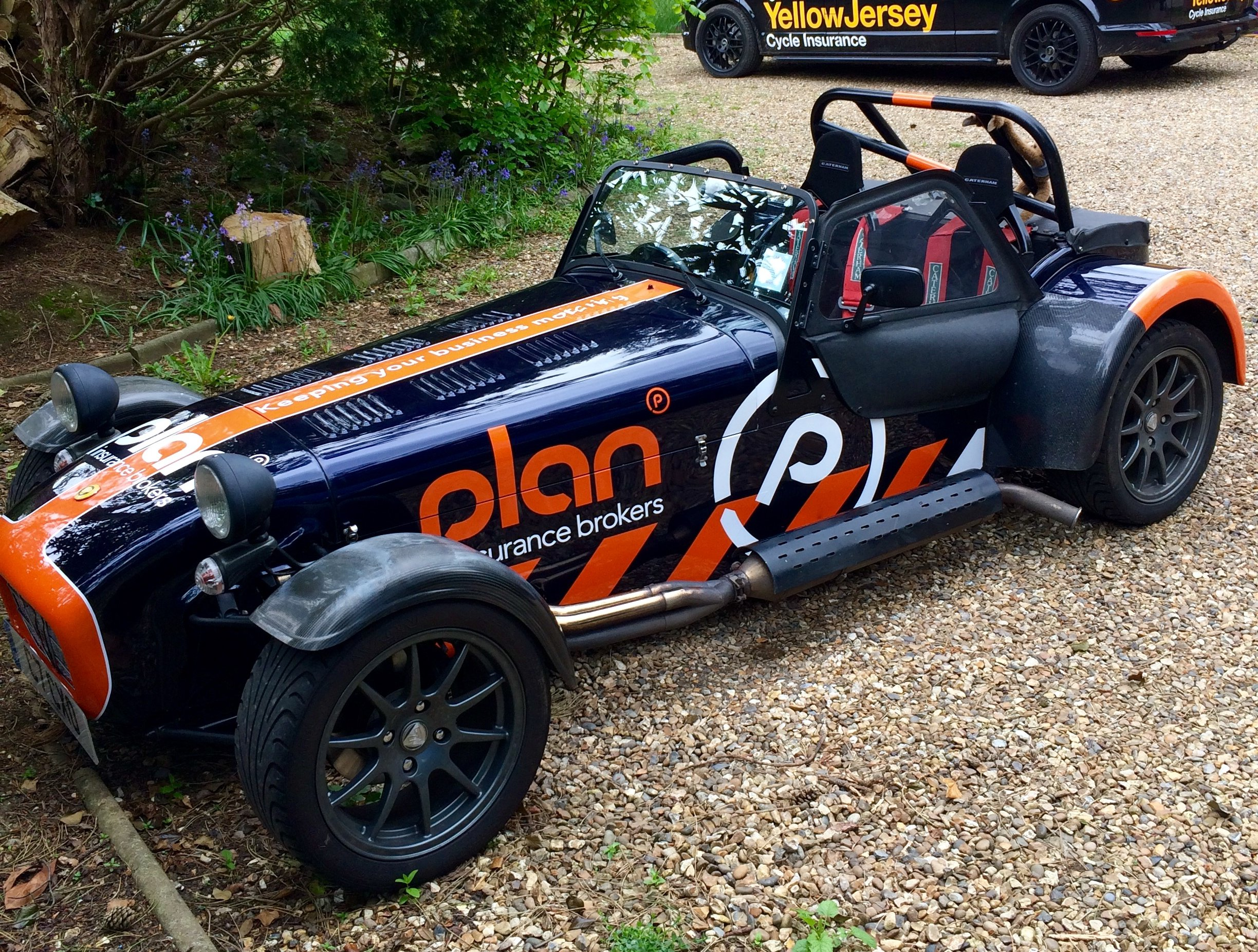 Plan Insurance Caterham